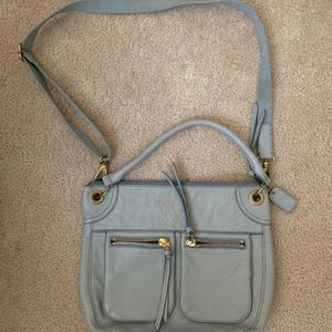 Light Blue Fossil Bag